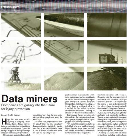 Data miners