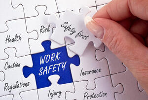 work safety puzzle_Stock